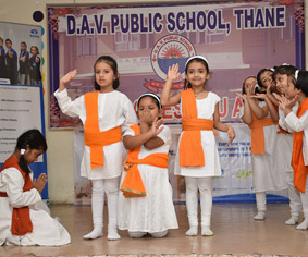 Club Enerji Carnival at D.A.V Public School