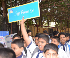 Club Enerji Maha Rally Event by Pawar Public School