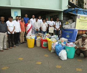 Swachh Bharat Cleanliness & Awareness Drive Thane